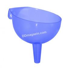 Лейка-воронка маленькая (фиолетовая прозрачная) 168062