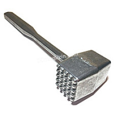 Молоток для отбивания кухонный малый алюминиевый