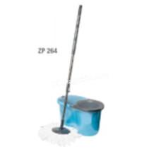 Комплект для мытья пола Zambak Plastik Mop Style (ведро 17л + швабра)