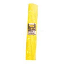Запаска к швабре PVA с отжимом 33 см, желтая, мягкая