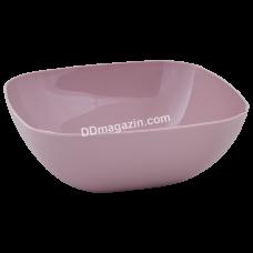 Тарелка глубокая 15*5,5см (фрезия)167061