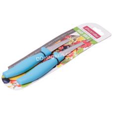 Набор ножей Kamille лезвие 8 см, 2 шт, пластиковая ручка KM-5310