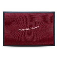 Ковер резиновый Dariana Grass 60*90 см. с ворсовым покрытием (красный) 1000005441