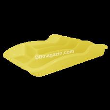Лоток для столовых приборов Алеана (оливковый)167095