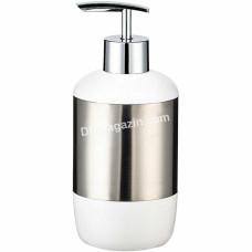Дозатор для жидкого мыла Prima Nova 450 мл, белый