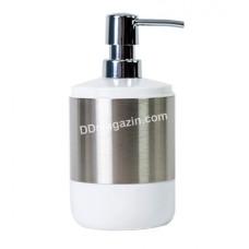 Дозатор для жидкого мыла Prima Nova, Lima XL, белый