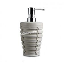 Дозатор для жидкого мыла Prima Nova, PALM, бежевый