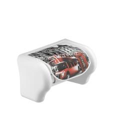 Держатель для туалетной бумаги Elif Plastic (лондон)