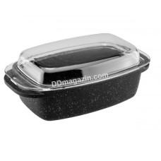 Кастрюля Vinzer Premium Granite Line 5,6 л VZ-89457
