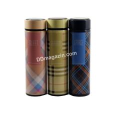 Термос 0,5 л Zauberg Шотландка MIX
