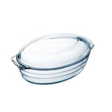 Гусятница Pyrex O Cuisine 3 л овальная с крышкой