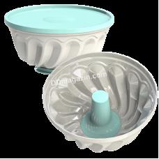 Форма для холодных блюд Akay plastik