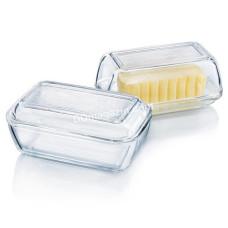 Масленка стеклянная Luminarc Butter 17*5 см 3913N