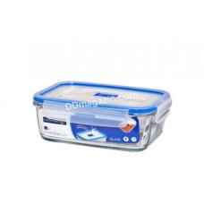 Емкость Luminarc Pure Box Active 820 мл, прямоугольная с крышкой 3547P