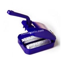 Щетка для подметания (ручной пылесос) Zambak Plastik на 2 щетки