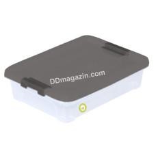 """Контейнер """"Smart Box"""" Practice 0,175 л. (_Пр. / Какао / какао) 126073"""