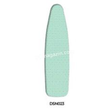 Чехол для гладильных досок с поролоном и антипригарной тканью Eco Fabric, размер S 110*30см TR-023-2S
