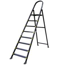Лестница металлическая Drabest, 8 ступеней, высота 3,70 м