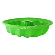 Форма силиконовая для выпечки кекса Kamille d-25,5*6,5 см KM-7700