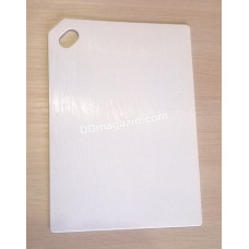 Доска разделочная пластиковая для нарезки 40*28 см, №4 стойка