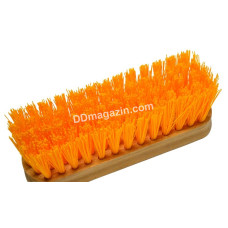 Щетка для чистки, без ручки, деревянный каркас