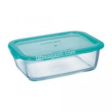 Емкость Luminarc Keep`n Box Lagoon для еды прямоугольная 1970 мл 5516P