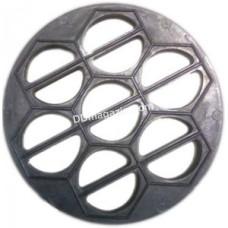 Форма для лепки вареников алюминиевая