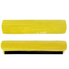 Запаска к швабре с отжимом AMA, желтая 34 см