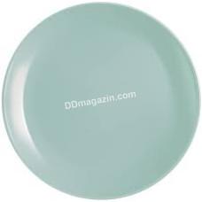 Тарелка Luminarc Diwali Light Turquoise десертная круглая 19 см