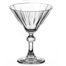 Набор бокалов для мартіні Pasabahce Дiамонд 238мл 6шт
